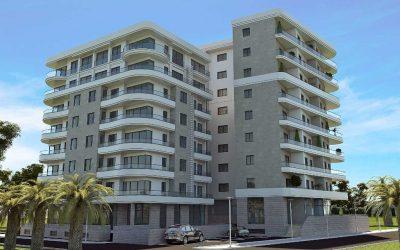 10015 Premium class new residential building