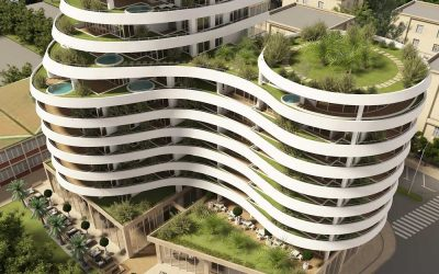 10013 Exclusive complex near seashore – Budva