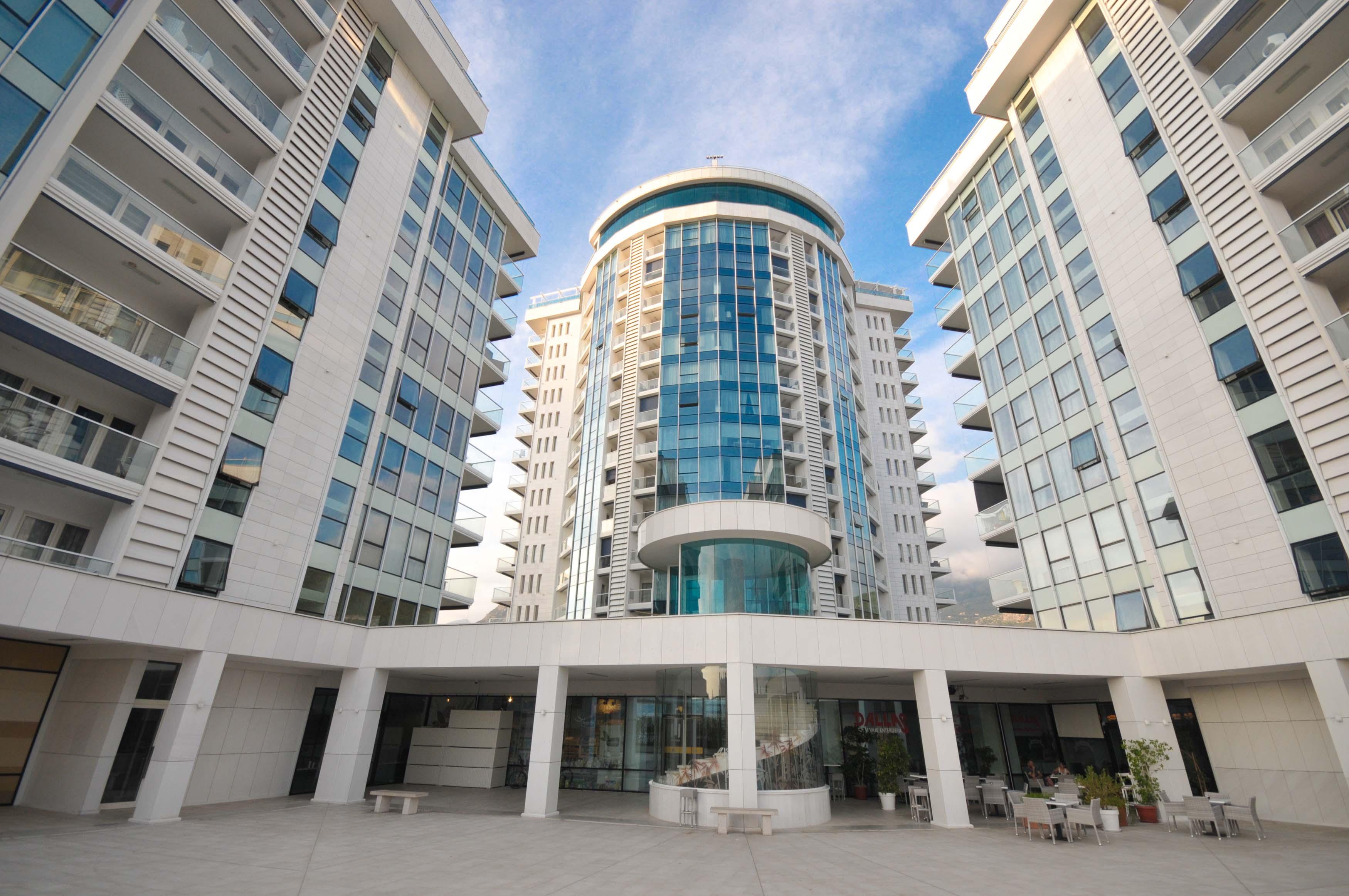 10007 Апартаменты на берегу моря – Будва