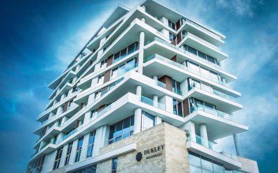 10010 Premium class new residential building – Budva