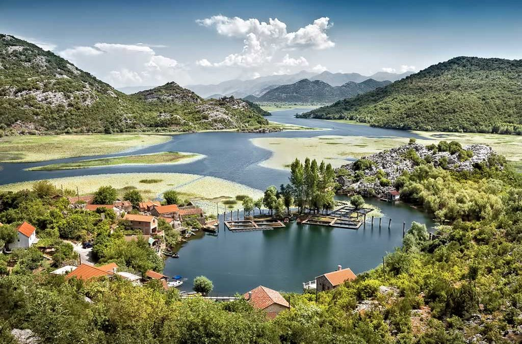 Cruise on the Skadar Lake