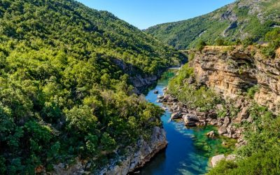 Каньоны и Север Черногории