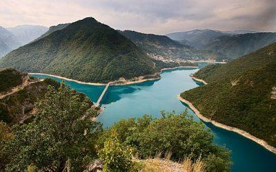 Гранд каньоны и Север Черногории
