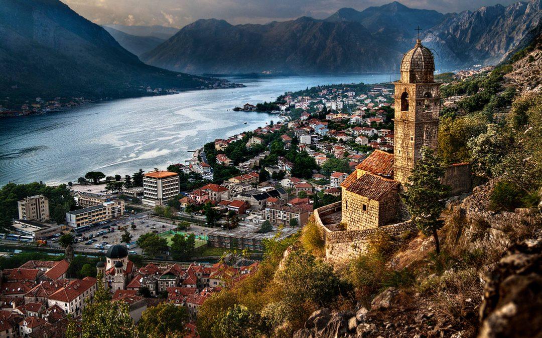 Жемчужина Черногории. Боко – Которский залив.