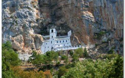 2 monasteries. Ostrog – Cetinje
