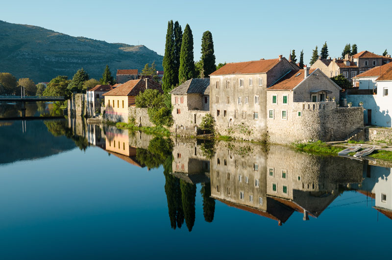 Bosnia and Herzegovina. Trebinje.