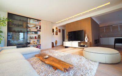 7118 Penthouse 2 bedrooms, Budva, Centre