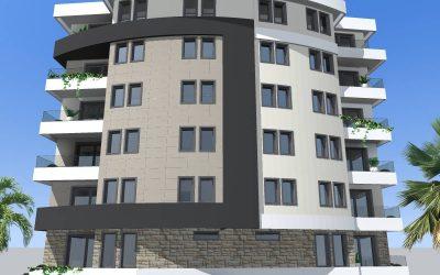 10002 Housing comlex – Rafailovici