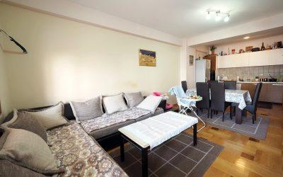6369 Apartment 2 bedrooms, Budva, Rozino