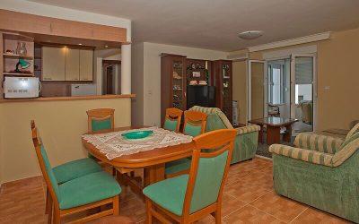 6378 Apartment 2 bedrooms, Budva, Center