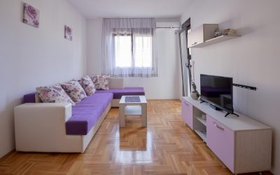 7196 Apartment 1 bedroom, Budva, Lazi