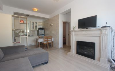 7205 Apartment 2 bedrooms, Budva, Dubovica