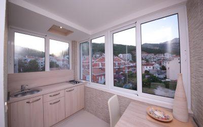 7208 Villa 4 bedrooms -Duplex, Golubovina, Budva