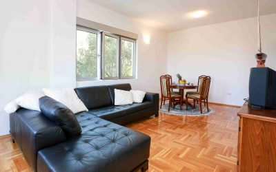 7243 Apartment 1 bedroom, Becici