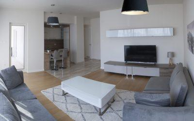 7267 Apartment 2 bedrooms, Budva, Center