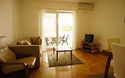 7288 Apartment 2 bedrooms, Sveti Stefan