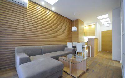 7293 Apartment 2 bedrooms, Budva, Center