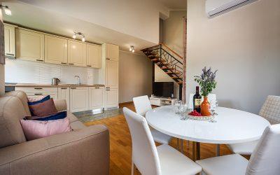 7297 Apartment 2 bedrooms, Budva, Rozino
