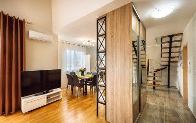 7298 Apartment 3 bedrooms, Rozino, Budva