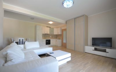 7420 One bedroom apartment near hotel Falkensteiner in Bečići