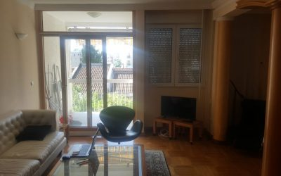 7418 Two bedrooms apartment near old school in Budva