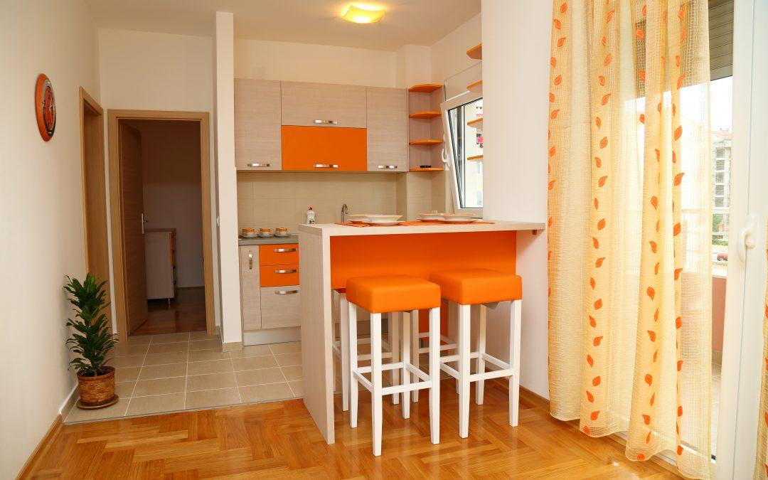 7426 Two-bedrooms apartment, Rozino, Budva