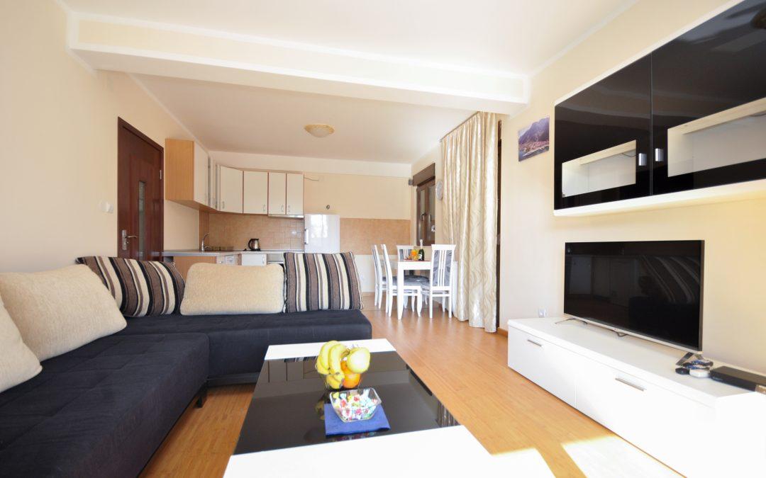 7423 Two-bedrooms apartment, Maine, Budva