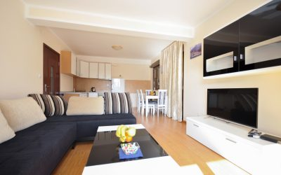 7423 Two-bedrooms apartment, Maine, Budva