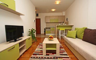 7425 One bedroom apartment, Rozino, Budva