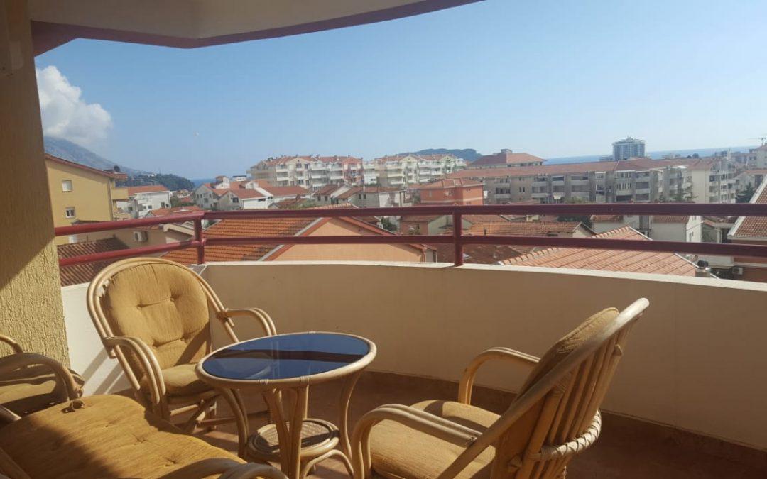 7430 Квартира с панорамным видом, Лази-Будва