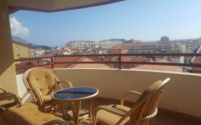 7430 Apartment with panoramic view, Lazi-Budva