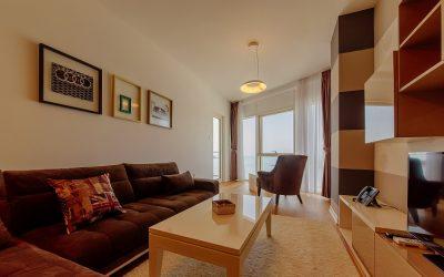 7441- Prodaje se jednosoban stan u centru Budve
