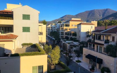 7446 SPECIAL OFFER in Porto Montenegro: One bedroom apartment!