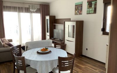 2253 One-bedroom apartment, Center, Budva