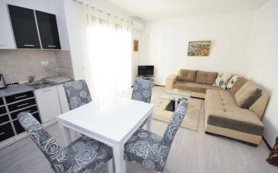 7469 One-bedroom apartment, Center, Budva