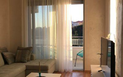 7471 One-bedroom apartment, Becici